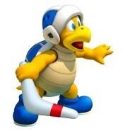 Boomerang Bro (Super Mario 3D Land)