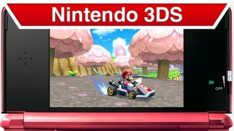 Mario Kart 7 - 3DS Conference Trailer