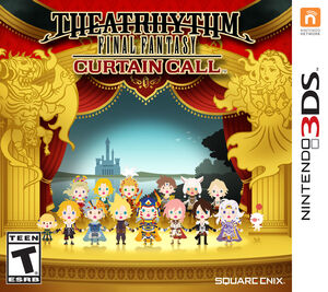 Theatrhythm Final Fantasy Curtain Call NA box art
