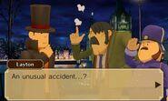 Professor Layton vs. Phoenix Wright screenshot 41