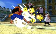 One Piece Unlimited World Red screenshot 9