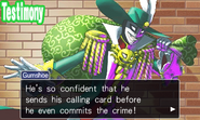 Phoenix Wright Ace Attorney Trilogy screenshot 24