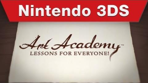 Art Academy Lessons for Everyone! - Trailer