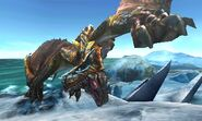 Monster Hunter 4 Ultimate screenshot 11