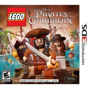 LEGO Pirates of the Caribbean cover