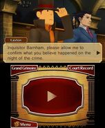 Professor Layton vs. Phoenix Wright screenshot 55