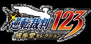 Ace Attorney 123 logo
