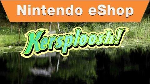 Kersploosh! - Trailer
