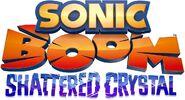 Sonic Boom- Shattered Crystal Logo