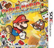 Paper Mario Sticker Star box art