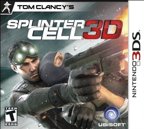 Tom Clancy's Splinter Cell 3D | Nintendo 3DS Wiki | FANDOM