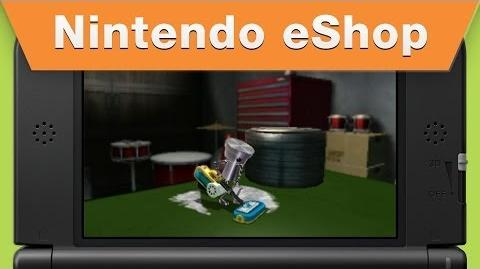 Chibi-Robo! Photo Finder - Nintendo Direct 11.18