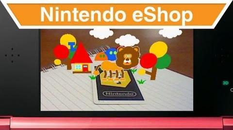 Nintendo eShop - Freakyforms Trailer