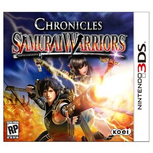 Samurai Warriors Chronicles cover
