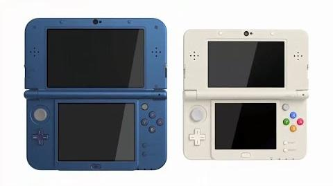 New Nintendo 3DS - Nintendo Direct 8.29