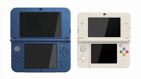 New Nintendo 3DS - Nintendo Direct 8.29.14 overview