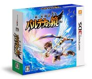 Kid Icarus Uprising JP box art