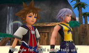Kingdom Hearts 3D screenshot 140