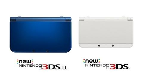 New Nintendo 3DS - Comparison with 3DS Preview