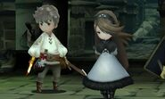 Bravely Default screenshot 1
