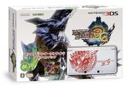 Monster Hunter Tri G 3DS Bundle