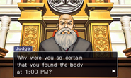 Phoenix Wright Ace Attorney Trilogy screenshot 20