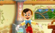 Here's Pinocchio