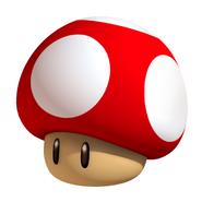 Super Mushroom (Super Mario 3D Land)