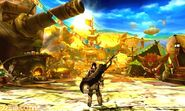 Monster Hunter 4 screenshot 2