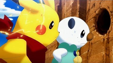 Pokémon Mystery Dungeon Gates to Infinity - Anime Trailer 2
