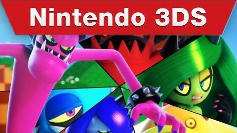 Sonic Lost World - E3 2013 trailer