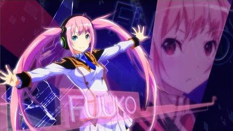 "Conception II - ""Meet Fuuko!"" trailer"