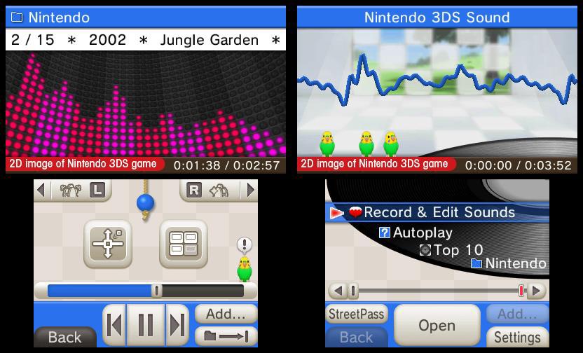 Nintendo 3DS Sound | Nintendo 3DS Wiki | FANDOM powered by Wikia