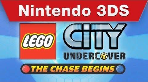 LEGO City Undercover The Chase Begins - Nintendo Direct 2.14 trailer