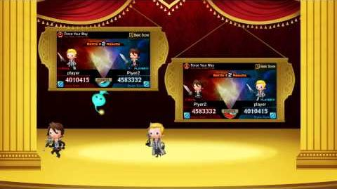 "Theatrhythm Final Fantasy Curtain Call - ""Legacy of Music Final Fantasy VIII - X"" trailer"