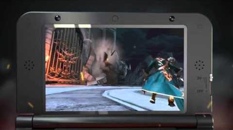 Castlevania Lords of Shadow - Mirror of Fate - Launch Trailer