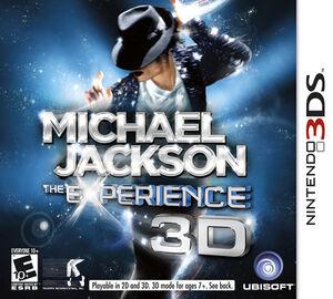 Michael Jackson- The Experience box art