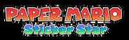Paper Mario Sticker Star logo