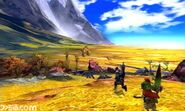 Monster Hunter 4 screenshot 3