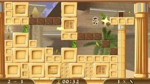 Pyramids 3DS Gameplay Trailer