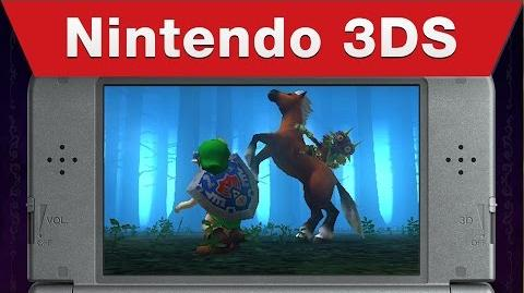 The Legend of Zelda- Majora's Mask 3D - Nintendo Direct 1.15.15 trailer