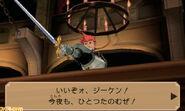 Professor Layton vs Ace Attorney screenshot 34