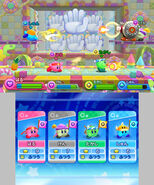 Kirby Fighters Z screenshot 2