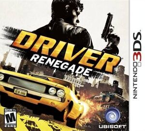 Driver- Renegade cover