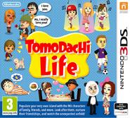 Tomodachi Life EU box art