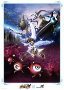 Kid Icarus Uprising - Pit Animated Shorts pic