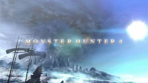 Monster Hunter 4 - Nintendo Direct 5.31.13 trailer