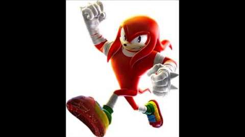Sonic Boom Fire & Ice - Knuckles the Echidna Voice