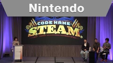 Code Name S.T.E.A.M. - E3 2014 Roundtable