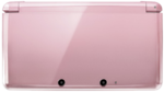 Pearl Pink 3DS closed